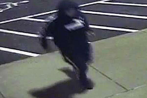 A burglary suspect, according to Norwalk police.