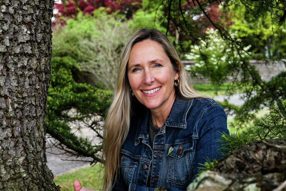 The Choose Love Foundation, based in Newtown, is among Connecticut nonprofits offering virtual learning opportunities. Founder Scarlett Lewis is seen here. Parents, caregivers and educators wanting to teach Choose Love at home can find everything they need at jesselewischooselove.org. All the resources are free. Photo: The Jesse Lewis Choose Love Foundation / Contributed Photo
