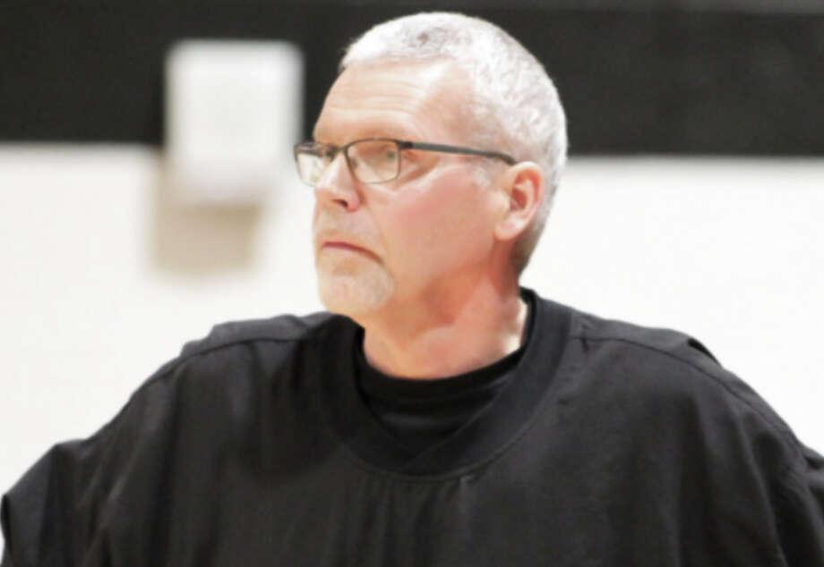 Ubly girls basketball coach Joel Leipprandt returned to coaching after 10-year break. Photo: Tribune File Photo