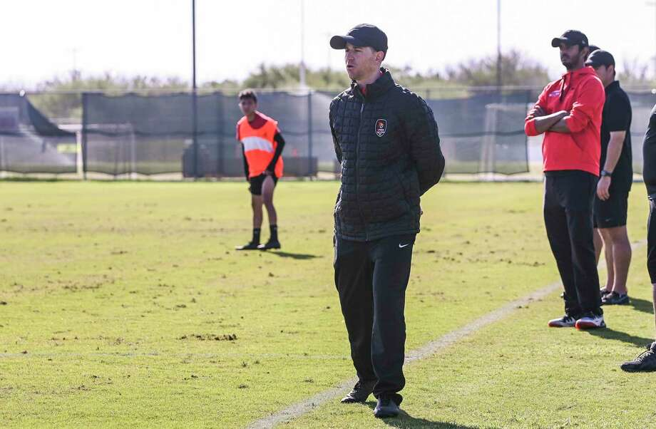 John Powell will have to wait until at least next year for his first chance at being a head coach since the NPSL canceled the 2020 season. Photo: Danny Zaragoza /Laredo Morning Times File / Laredo Morning Times