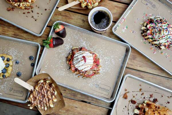 Press Waffle Co. plans to open a locationin Creekside Park West, at 26435 Kuykendahl Road in The Woodlands.
