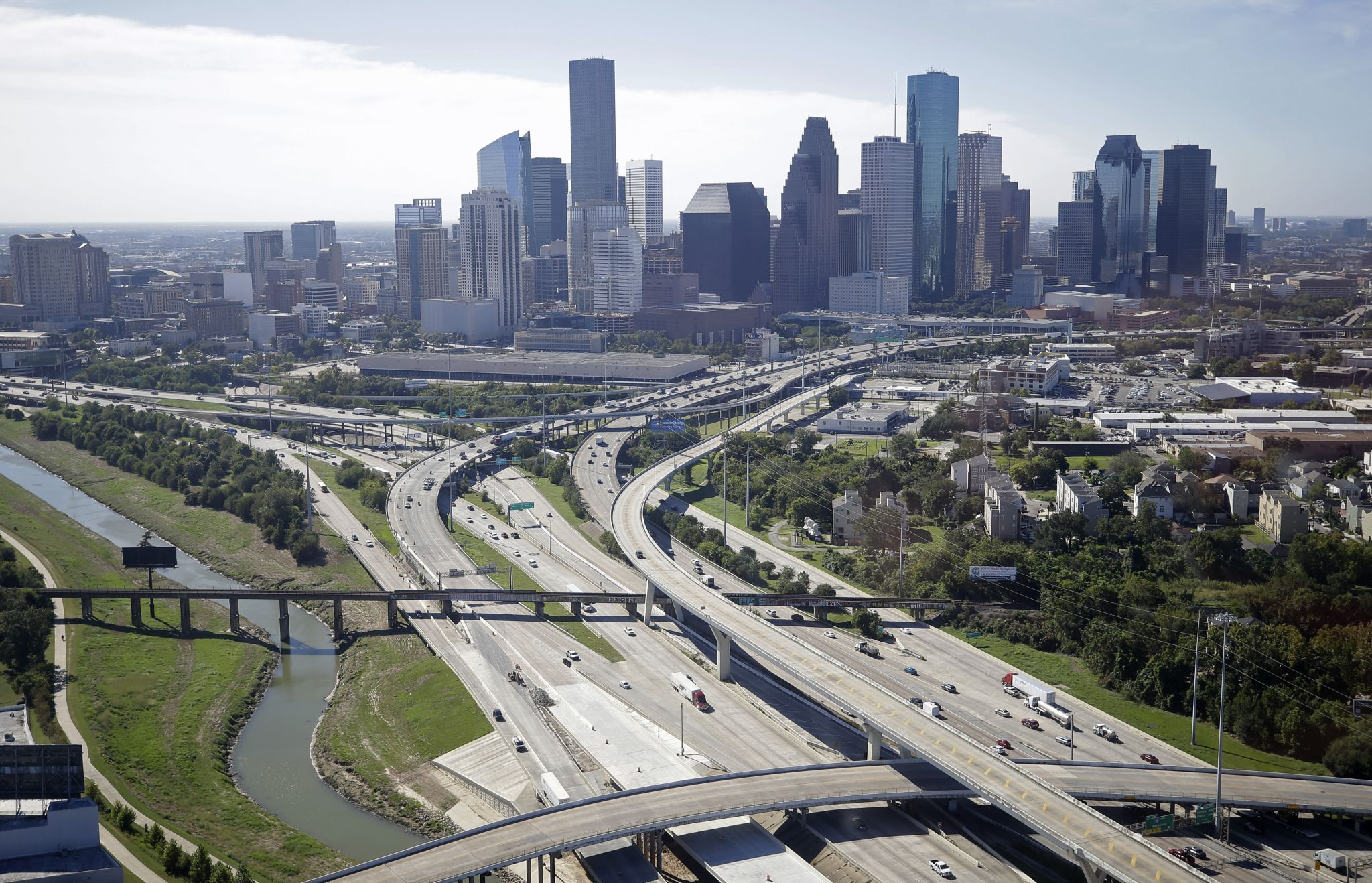 Commercial real estate in Houston seen struggling for months to come