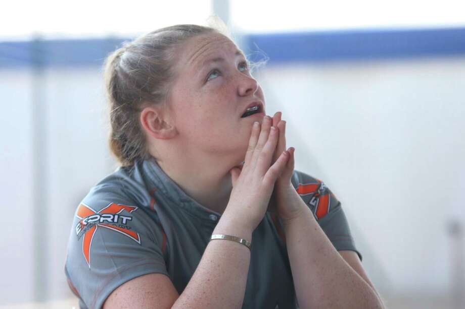 Emma Delattre has had to pause her kart racing career due to the COVID-19 pandemic. Photo: Contributed Photo / Emma Delattre / Wilton Bulletin Contributed