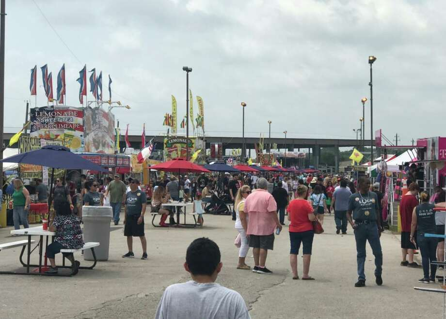 After being postponed in the spring and then rescheduled for the Fourth of July weekend, the 2020 Strawberry Festival has been canceled, victim to health concerns about the surging coronavirus pandemic. Photo: Courtesy Pasadena Strawberry Festival