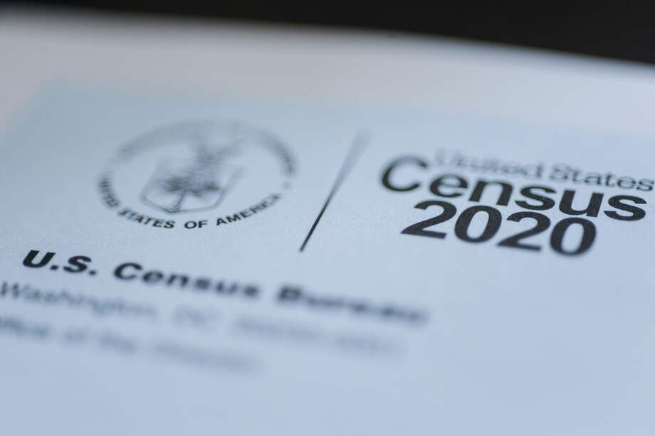The results of the 2020 census will impact how much federal money New York State gets for its roads. Photo: JOHN ROARK, AP / Post Register no sales no mags
