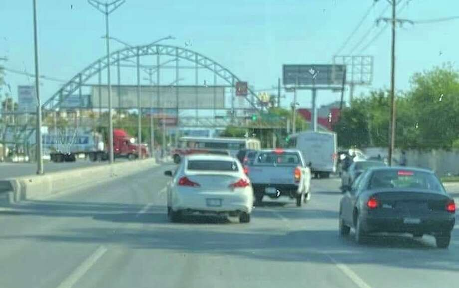 Authorities reported several shootouts and blockades throughout Nuevo Laredo, Mexico. Photo: Courtesy