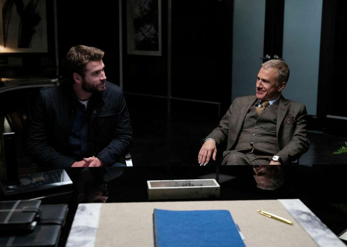 """Liam Hemsworth is a dying man with a family to protect who offers himself to sinister Christoph Waltz -- to be the human prey in a twisted hunt. Based on the famous 1924 short story, this is an action thriller divided into small chunks -- what Quibi calls """"movies in chapters."""""""