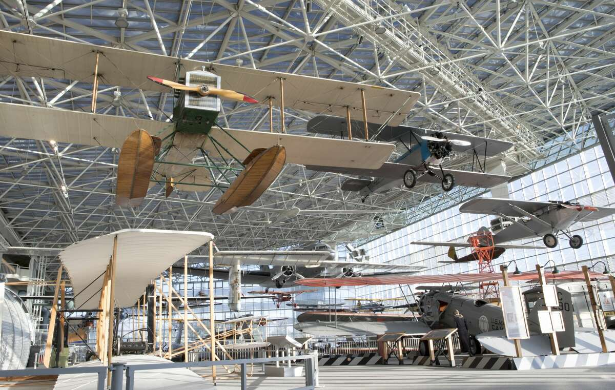 The Museum of Flight in Seattle, Wash. holds one of the largest air and space collections in the U.S. and aims to become the foremost educational air and space museum in the country.