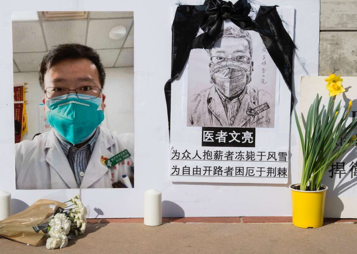 Dec. 30, 2019: Chinese doctor sounds the alarm Li Wenliang, a doctor working at Wuhan Central Hospital in Wuhan, China, sent out a text to a group of other doctors warning them to protect themselves against a new respiratory virus. Four days later, police summoned him and told him to sign a letter accusing him of false comments and disturbing the social order. Li died of the virus on Feb. 7. This slideshow was first published on Stacker