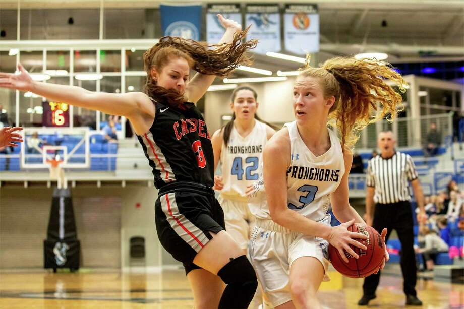 New Caney grad Skylar Patton spent two successful seasons playing junior college basketball for Gillette College in Wyoming. Photo: August Frank / Gillette News Record