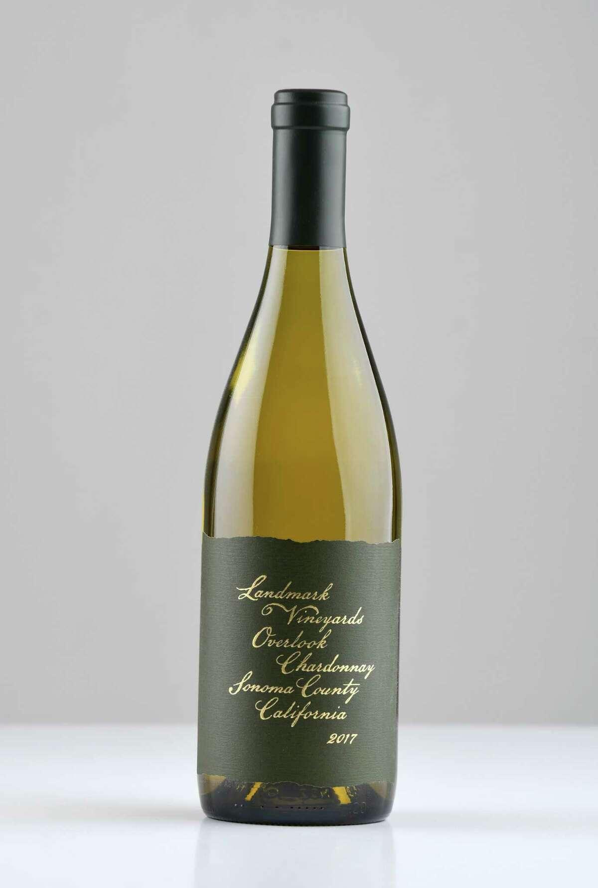 Landmark Chardonnay on Friday, Feb. 7, 2020, at the Times Union in Colonie, N.Y. (Will Waldron/Times Union)