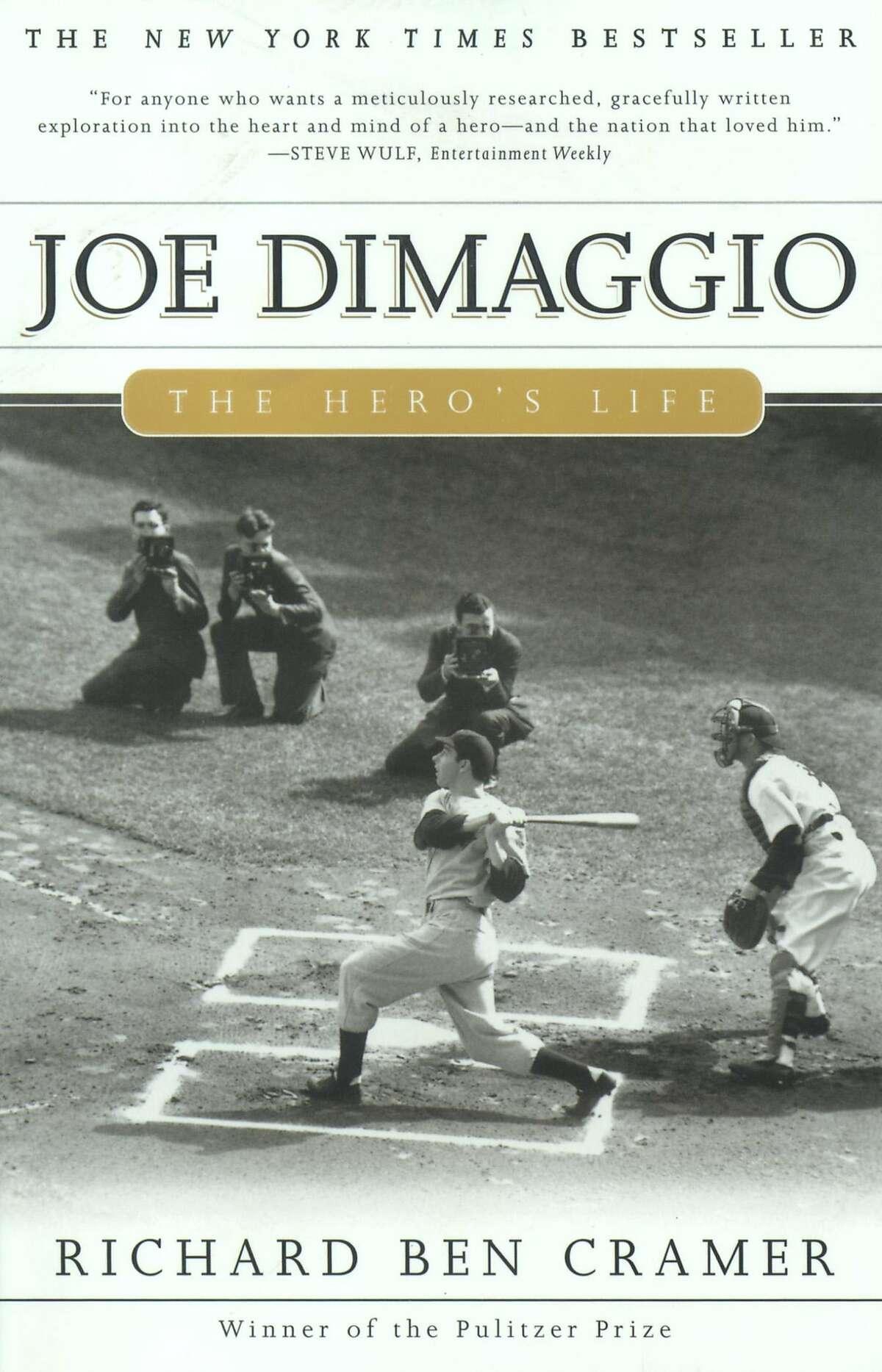 "BOOK JACKET - ""Joe Dimaggio: The Hero's Life"" by Richard Ben Cramer. (Touchstone/Simon & Schuster, $16) HOUCHRON CAPTION (10/07/2001): None."