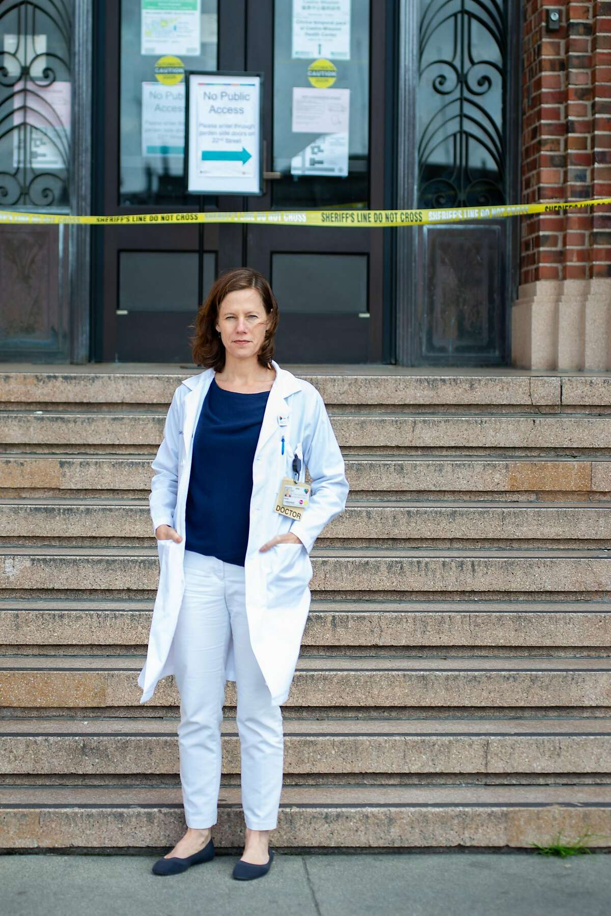 Dr. Annie Luetkemeyer is leading a study of a drug that may work like Tamiflu for COVID-19.