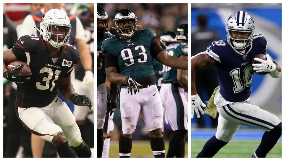PHOTOS: Learn more about the players the Texans have added this offseason