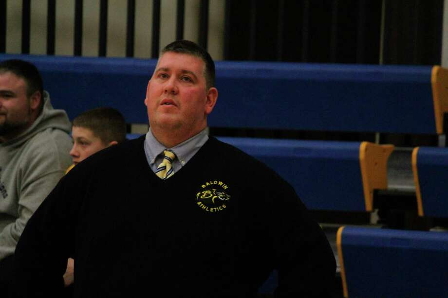 Scott Pedigo is Baldwin's girls track coach. (Star file photo)