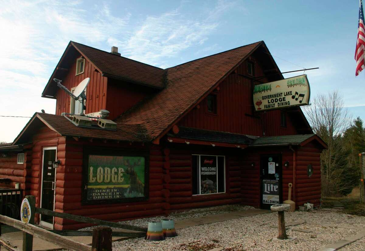 Government Lodge Restaurant is currently serving take-out only since Gov. Gretchen Whitmer's order to stop all dine-in service. Local business owners expressed concern over the long-term impact of the coronavirus and Whitmer's stay at home order. (Star photo/Cathie Crew)