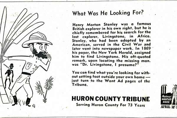 For this week's Tribune Throwback we take a look in the archives from April 1948.