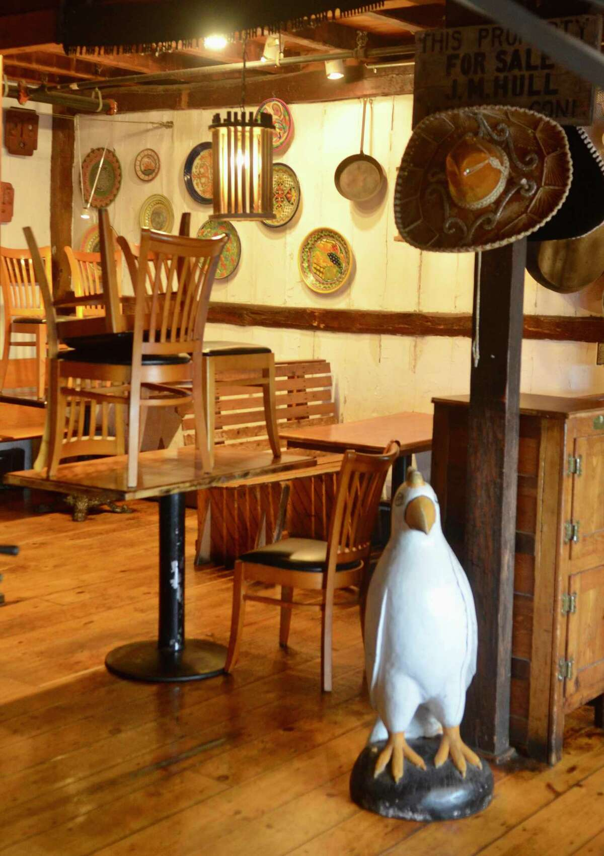 Inside Cuckoo's Nest, a Mexican eatery in Old Saybrook. Cuckoo's Nest, Old Saybrook Statewide and Middlesex County Geronimo Tequila Bar & Southwest Grill, New Haven, Fairfield Statewide Runner-up and New Haven County Hacienda Don Manuel, Brookfield Fairfield County