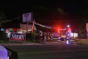 La Cima Mariscos Antojitos Y Mas on the Southwest Sidelate Wednesday night after a kitchen fire broke out, officials said.