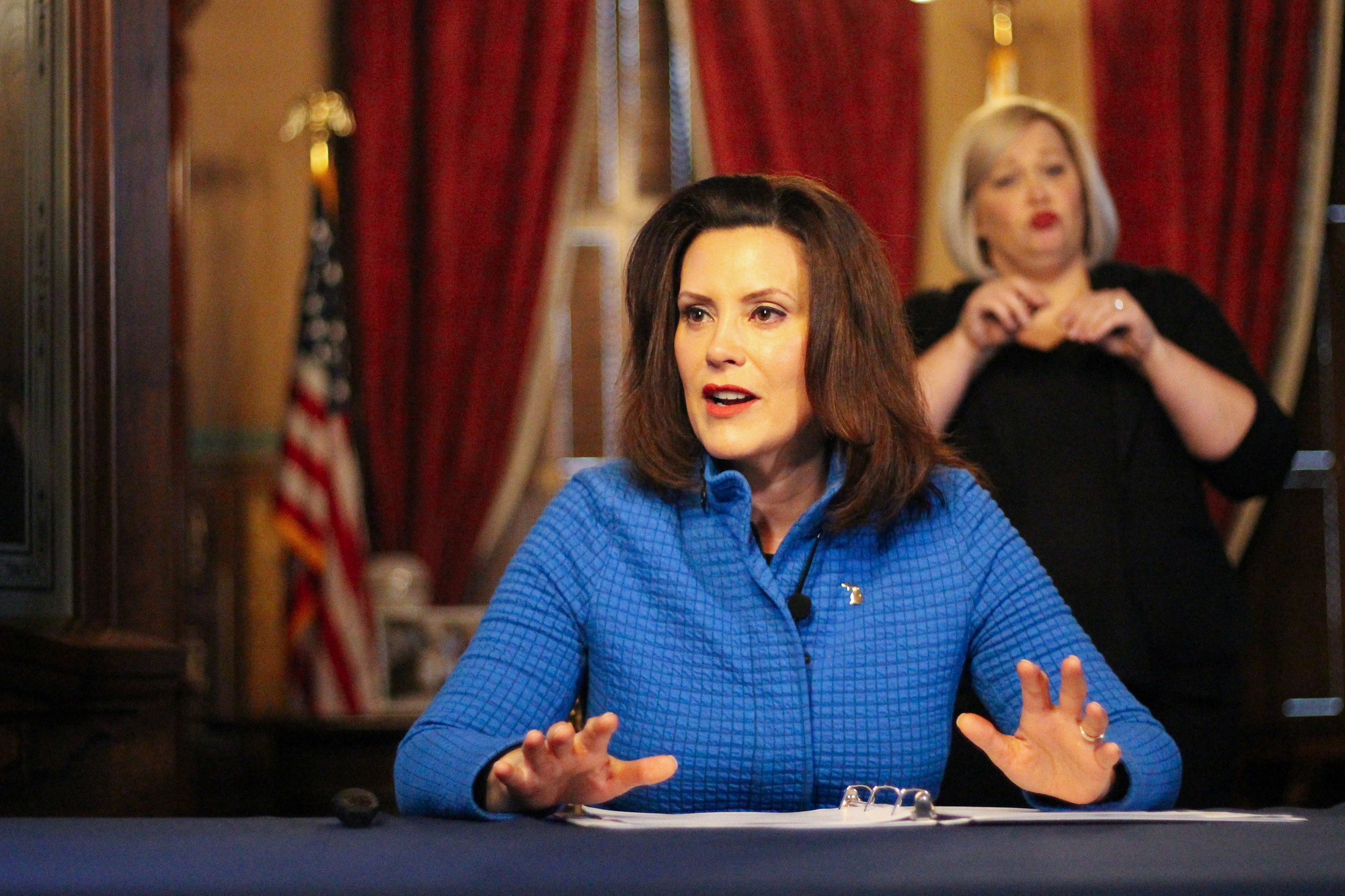 Gov Whitmer Signs Order To Keep Schools Closed For Remainder Of Year Huron Daily Tribune