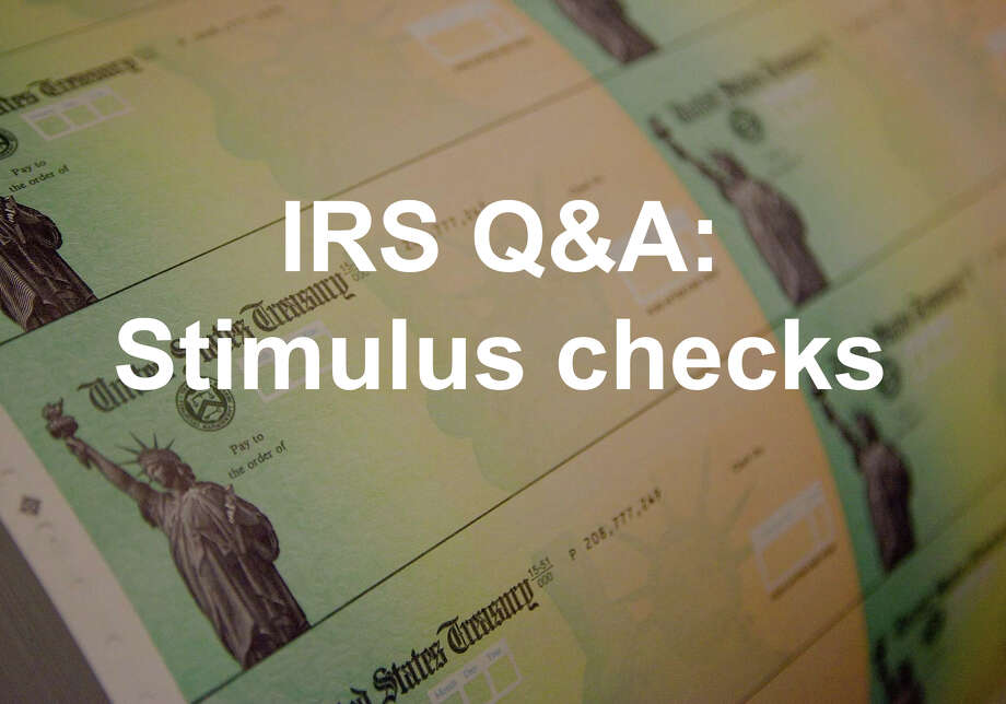 The IRS has provided information on the stimulus checks coming to Americans. Click through for some common questions and answers. Photo: Getty / 2008 Getty Images