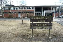 The Eastern Greenwich Civic Center in Old Greenwich, Conn.