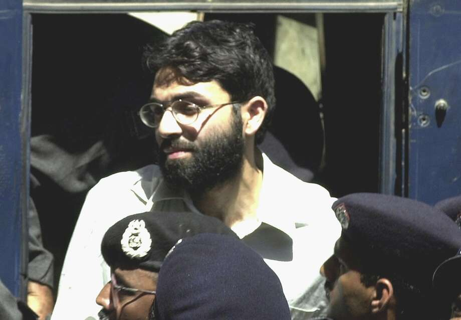 Ahmed Omar Saeed Sheikh, a British-born militant, was convicted of masterminding the 2002 abduction and killing of U.S. journalist Daniel Pearl. Photo: Zia Mazhar / Associated Press