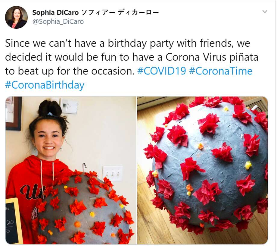 These coronavirus birthday memes are hilarious as folks take to social media to share how they feel about celebrating their birthday during this time. Photo: Screenshot Twitter