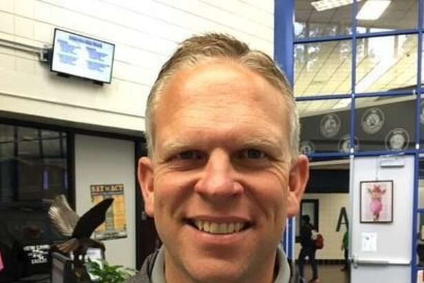 Travis Reeve is the new head football coach at New Caney.