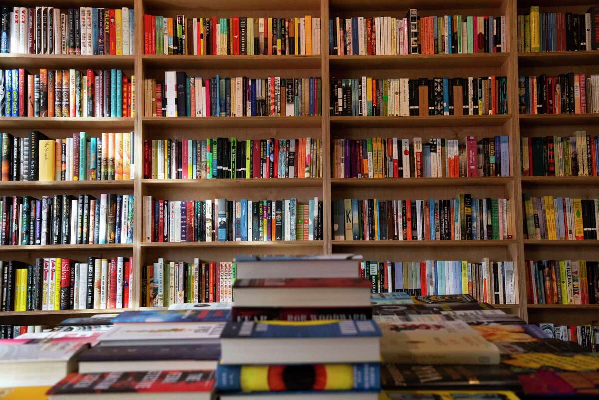 Solid State Books, an independent bookstore in Washington, is closed, except for online orders.