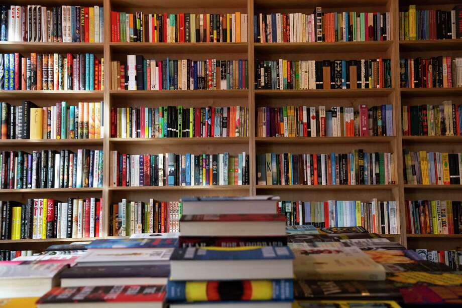 Solid State Books, an independent bookstore in Washington, is closed, except for online orders. Photo: Photo For The Washington Post By Calla Kessler / Calla Kessler