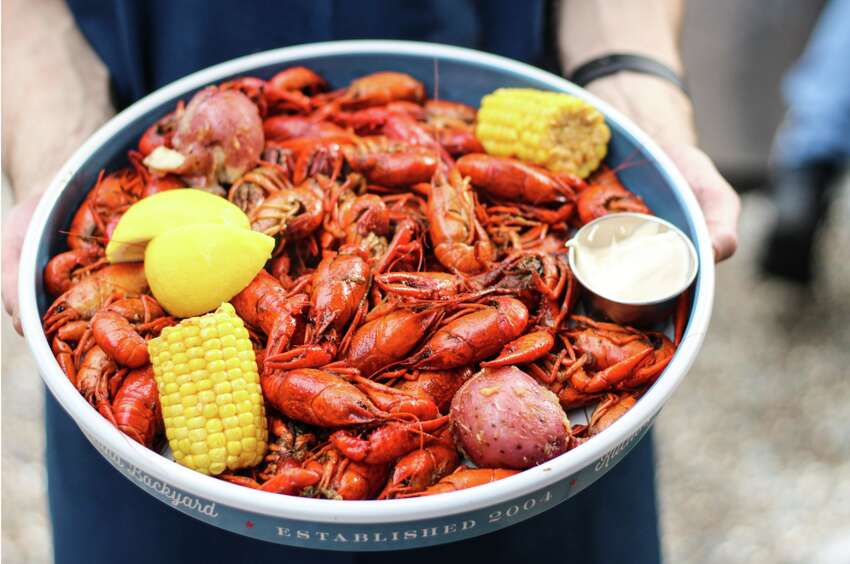 Goode Company Seafood is hosting a fish fry and crawfish boil. See more to-go options from other Houston restaurants. >>>