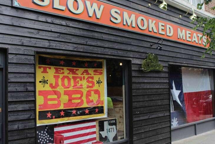 Dallas native Joe Walters opened Texas Joe's Slow Smoked Meats in London on July 4, 2016.