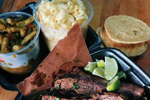 Holy Smoke BBQ + Taquitos: For $29.99, you can get 1.5 pounds of brisket, 1 pound of smoked mac and cheese, 1 pound of country style green beans, 12 pack of tortillas, salsa, BBQ sauce and all the condiments. Take advantage of this great deal and feed the whole family! We're located at 2410 N St Mary's 210-550-2426