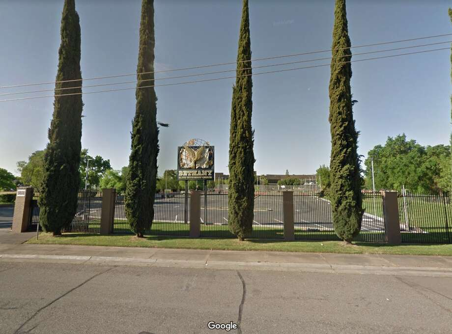 Bethany Slavic Missionary Church in Sacramento is the epicenter of a coronavirus outbreak with more than six dozen confirmed cases of the illness as of April 2, 2020. Photo: Google Street View