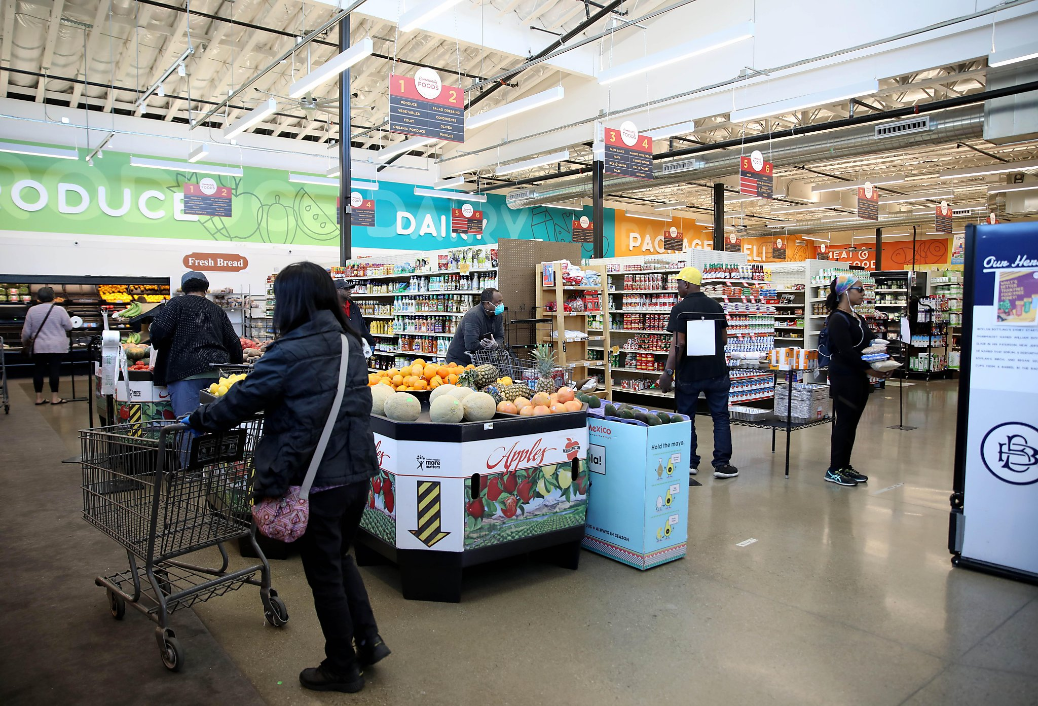 Pandemic may force West Oakland's mission-driven grocery store to clos... image