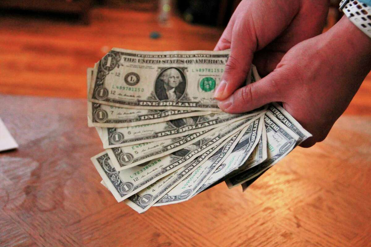 Area residents are expected to receive as much as $1,200 in an economic impact payment. According to the IRS website, payments could hit bank accounts in as early as three weeks. (Herald Review photo/Alicia Jaimes)