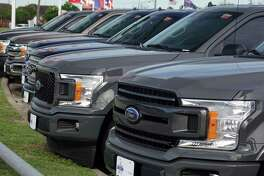 Between the federal and state emergency orders and those of the Houston region's multiple governmental entities, some auto dealerships are suspending sales during the pandemic while others remain open.