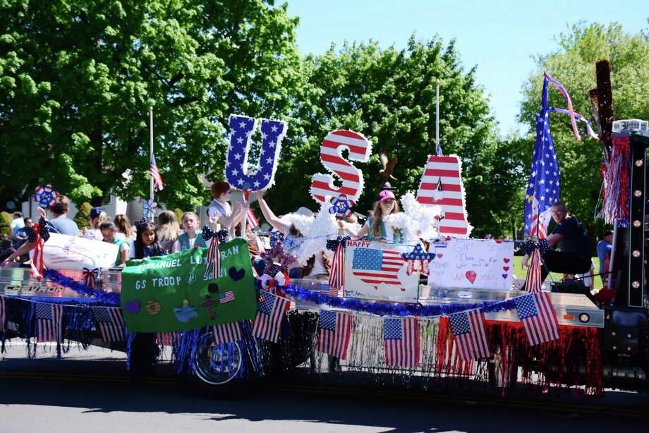 The annual Danbury Memorial Day Parade took place on Main Street in Danbury on Monday May 27, 2019. Photo: Lisa Weir / For Hearst Connecticut Media / The News-Times Freelance