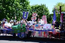 The annual Danbury Memorial Day Parade took place on Main Street in Danbury on Monday May 27, 2019.