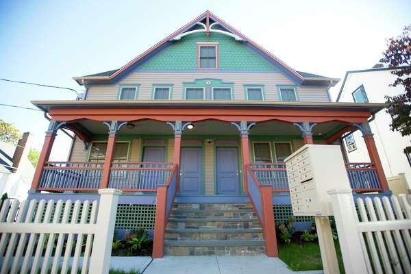 Pacific House turned a century-old Stamford home into affordable housing.