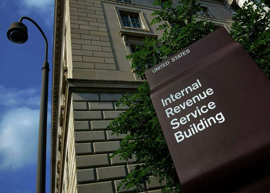The Internal Revenue Service. Photo: Washington Post Photo By Bill O'Leary / The Washington Post