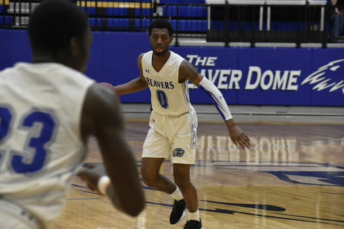 Pratt Community College guard Jamel Horton, who has committed to UAlbany. (Courtesy of Pratt Community College)
