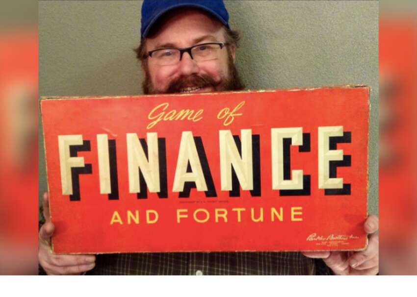 1932: Finance Based on The Landlord's Game, Finance was created by Dan Layman, eventually evolving into the familiar Monopoly game. Like its spiritual successor, Finance had players navigating through a board, purchasing and trading properties found on the board. Sometime after the introduction of Monopoly, Parker Brothers purchased Finance, changing some of its rules to distinguish it from their own game. This slideshow was first published on Stacker
