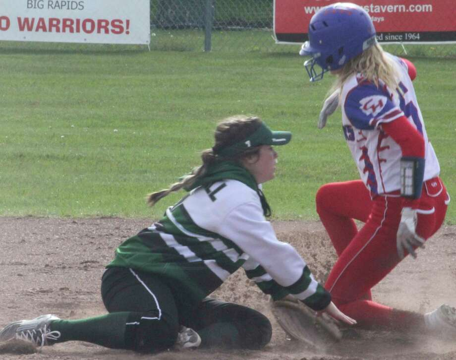 Sports teams such as Chippewa Hills (right) will find out today if they will still have a season. (Pioneer file photo)