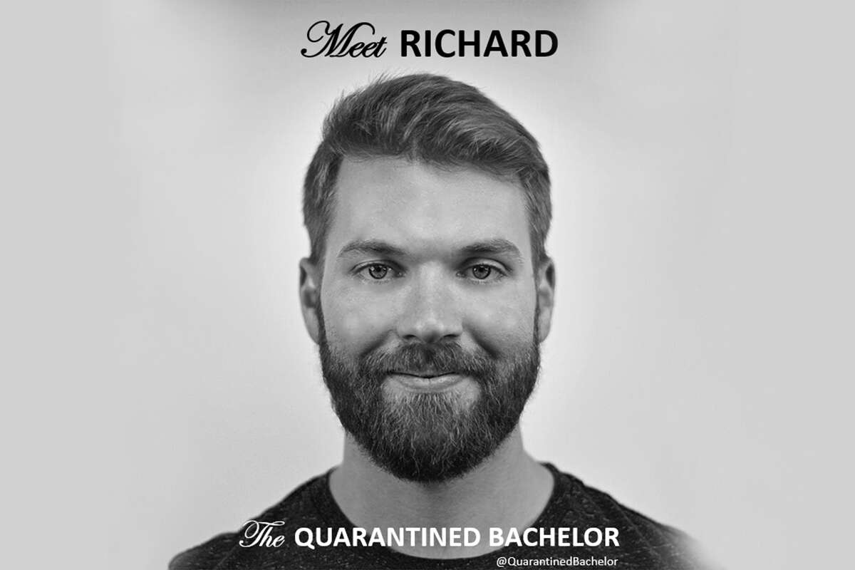 """The """"Quarantined Bachelor,"""" a new Instagram dating show started by two sheltering-in-place San Franciscans, has quickly gained traction over the past two weeks."""