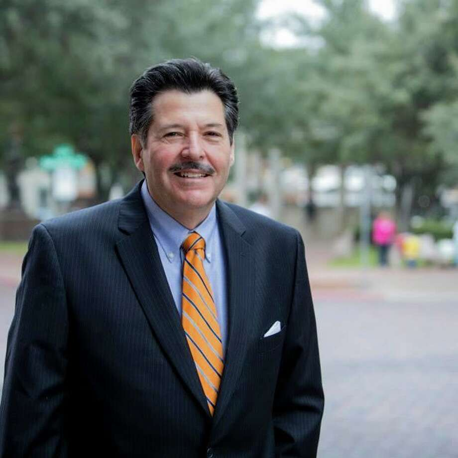 Laredo Mayor Pete Saenz is pictured in this file photo. Photo: /