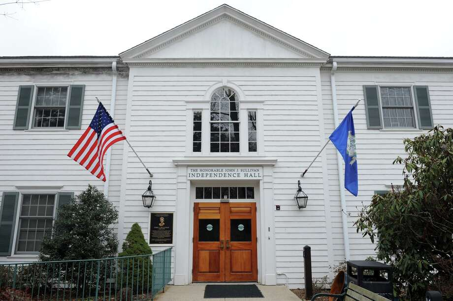 John J. Sullivan Independence Hall, in Fairfield, Conn. Jan. 20, 2014. Photo: Ned Gerard / Ned Gerard / Connecticut Post