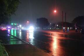 A woman is dead after a hit and run on the South Side late Thursday night.