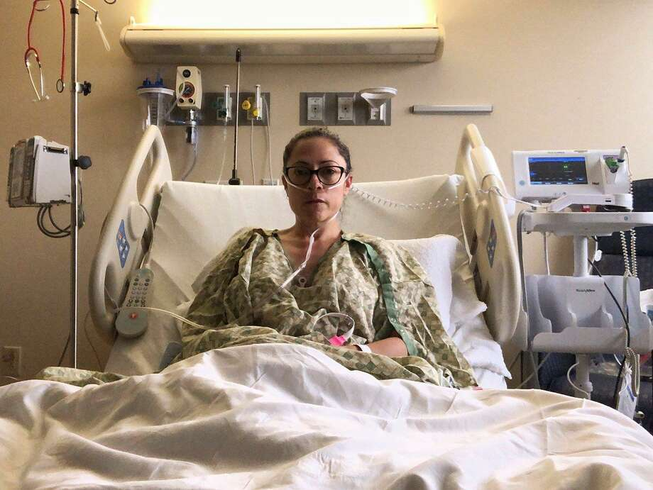 American-Statesman photojournalist Lola Gomez contracted the coronavirus and has been hospitalized at St. David's South Medical Center since Tuesday. [LOLA GOMEZ/AMERICAN-STATESMAN] Photo: LOLA GOMEZ/AMERICAN-STATESMAN/TNS